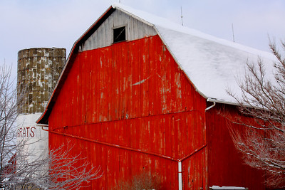 Really 'Red' Barn!