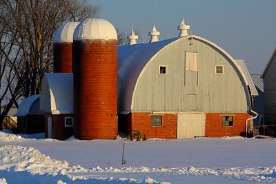 Country Barn!
