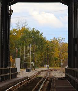 Rail Line Jog!