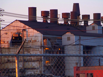 Bar Mill Vents and Stacks!