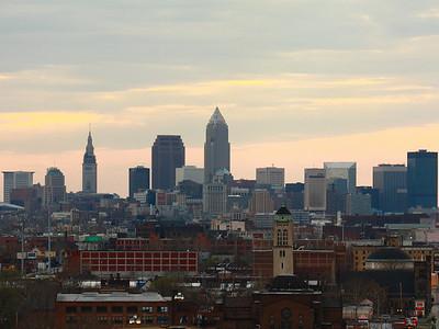 A City View!
