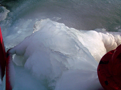 Iced Hydrant!