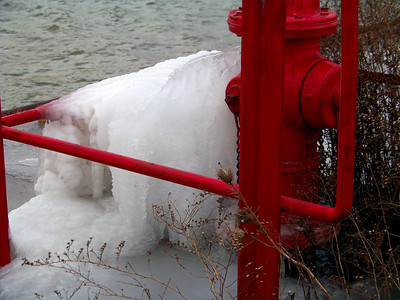 Hydrant Ice!