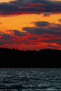 Beyond Sunset - On 'Seneca Lake'!