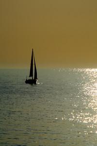 Sailing the Sunlit Edge!