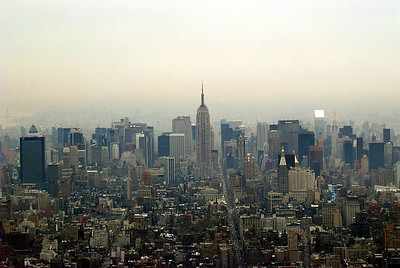 Manhattan from the Top!