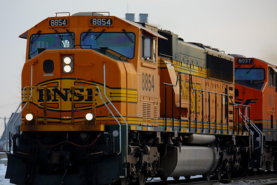 Burlington Northern Santa Fe!