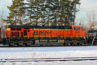 BNSF #6082 - Adding BNSF Power!