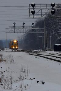 Here Comes a Train!