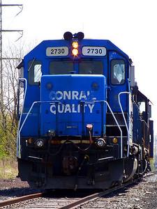 CSX Conrail #2730