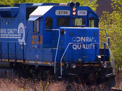 Conrail Blue!