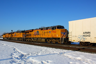 All Union Pacific!
