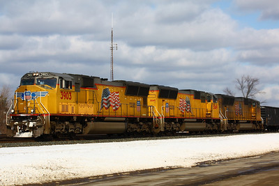 Union Pacific Trio!