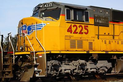 Union Pacific #4225