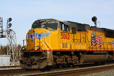 Union Pacific #5062