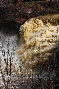 When a River Roars!
