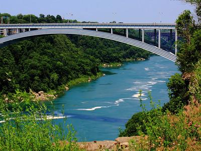 Bridging the Niagara River!