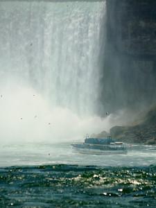 Niagara - A  'Maid in the Mist'