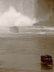 Niagara - 'Maids in the Mist'