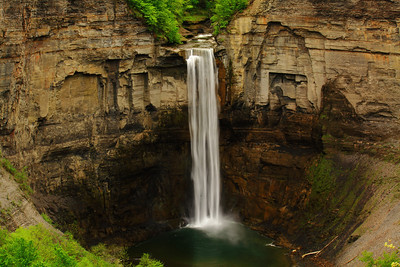 Taughannock Falls - A Glacial Creation!