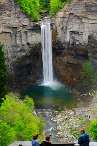 Taughannock Falls - Enjoying the Scenic View!