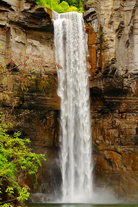 The Falling Waters of Taughannock Falls!