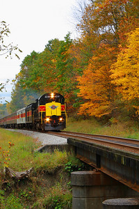 Makin' the Grade - Northbound on the Cuyahoga Valley Scenic Railroad!