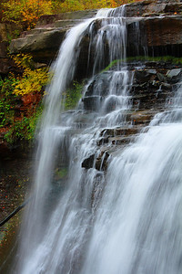 'Brandywine Falls' in October!