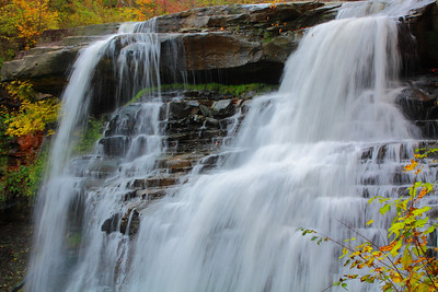 'BrandyWine Falls' - Cuyahoga Valley National Park