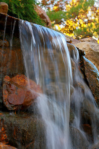 Simply as Water Falls!  © 2010 Paul L. Csizmadia  All Rights Reserved  No Use Allowed without Permission