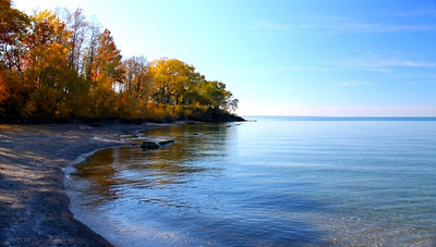 Autumn on Lake Erie!