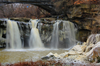 December at the 'West Falls'!