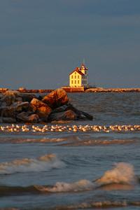 December Light on Lake Erie!
