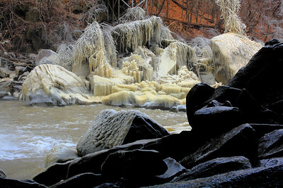 Of Rocks  - Iced and Cold!