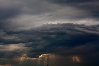 Threatening Skies!