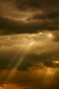 Heaven's Rays!