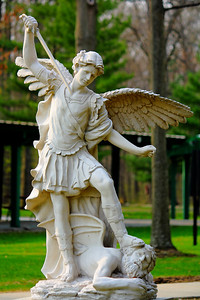 St. Michael the Archangel - Slayer of Demons!