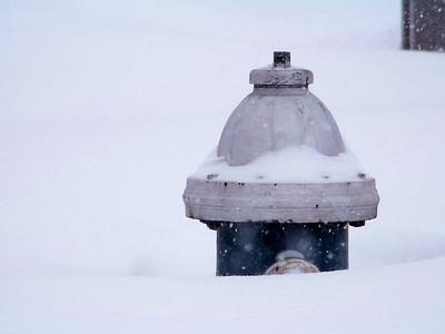 Snow Hydrant!