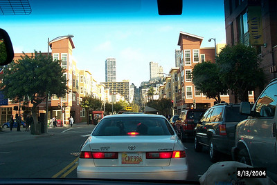 Behind the Wheel - San Francisco!