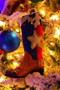 A Bit of a 'Lone Star' Christmas!