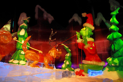 "ICE! the Experience - ""How the Grinch Stole Christmas"""