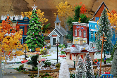 "Just a Little ""Christmas Village""!"