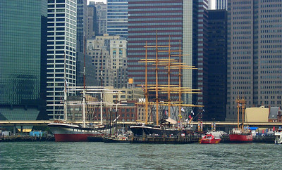 Tall Ships - South St. Seaport!