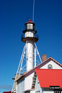 Whitefish Point Light Station!