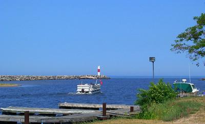 Salmon River @ Lake Ontario!