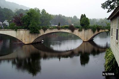 Bridge of Flowers!