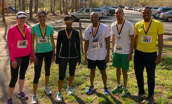 2015 Alpha Race for Scholarships 5K