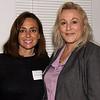 Alpha House Board Member Kristen Drago and Director of Development Cathi Hardesty
