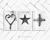 0-Symbols & Spacers