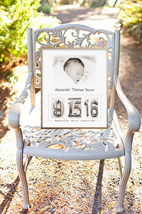 Personalized Date Keepsake